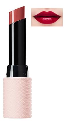 Помада для губ глянцевая Kissholic Lipstick Glam Shine 4,5г: RD04 Viva Red помада для губ глянцевая kissholic lipstick glam shine 4 5г pk02 pink melody