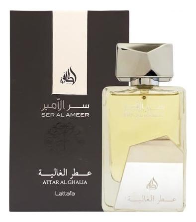 Купить Lattafa Ser Al Ameer: парфюмерная вода 100мл