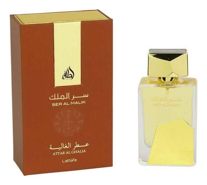 Купить Lattafa Ser Al Malik: парфюмерная вода 100мл