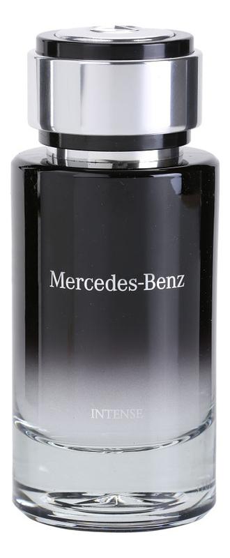 Mercedes-Benz Intense For Men: туалетная вода 120мл тестер
