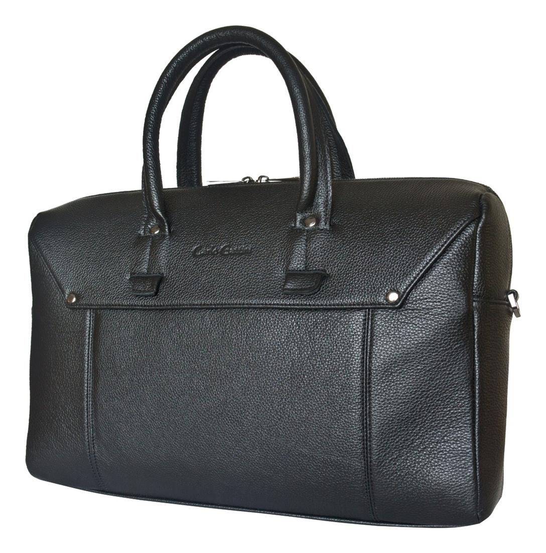 Купить Мужская сумка Norbello Black 5041-01, Carlo Gattini