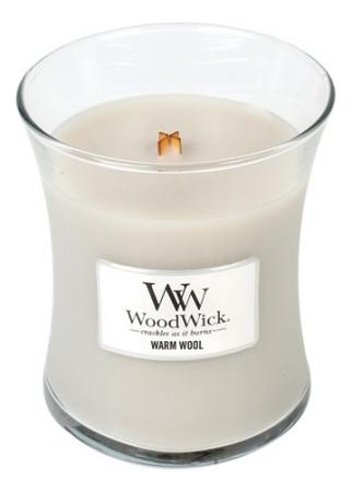 Ароматическая свеча Warm Wool: Средняя