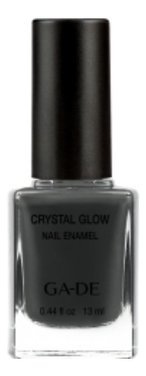 Лак для ногтей Crystal Glow Nail Enamel 13мл: 552 Smoke Grey
