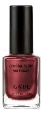 Лак для ногтей Crystal Glow Nail Enamel 13мл: 589 Enigma