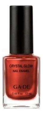 Купить Лак для ногтей Crystal Glow Nail Enamel 13мл: 591 Extatic, GA-DE