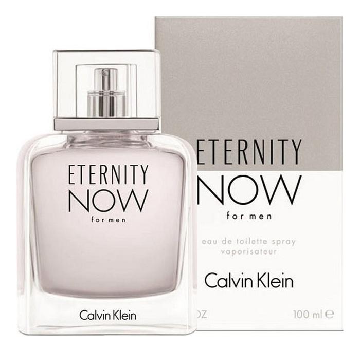 Calvin Klein Eternity Now For Men: туалетная вода 100мл цена 2017