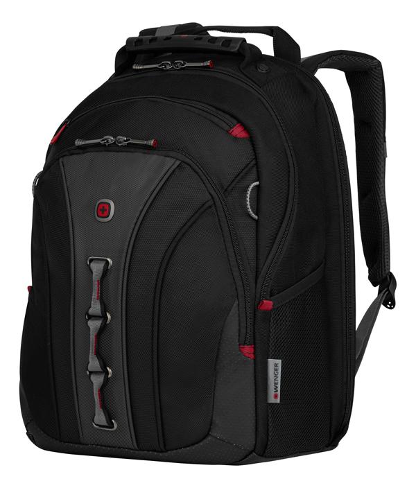 Рюкзак Legacy 600631 (черный/серый) фото