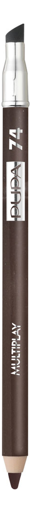 Карандаш для век с аппликатором Multiplay Eye Pencil 1,2г: No 74 карандаш для век с аппликатором multiplay eye pencil 1 2г 14 water green