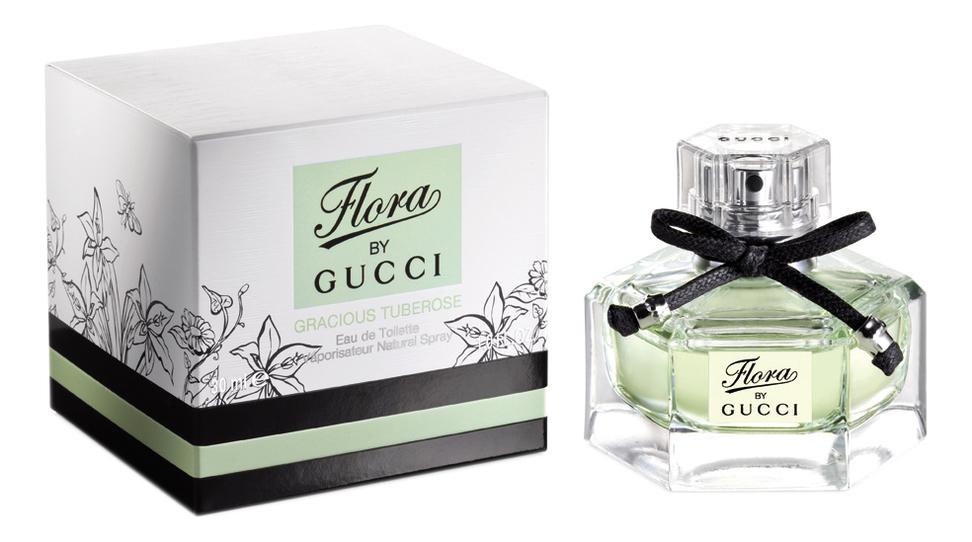 Flora by Gucci Gracious Tuberose: туалетная вода 30мл  - Купить