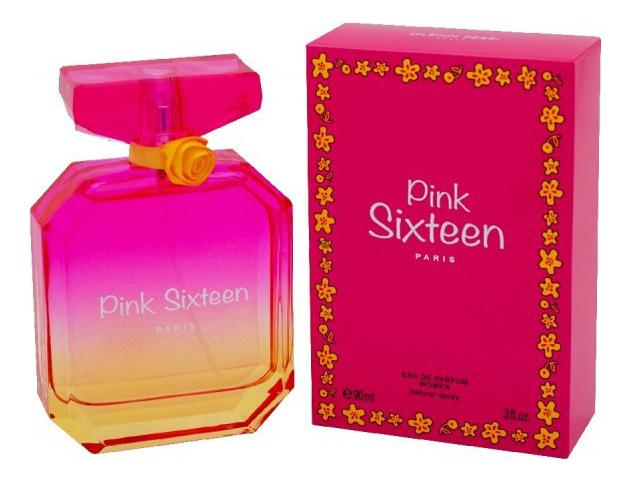 Geparlys Pink Sixteen: парфюмерная вода 90мл