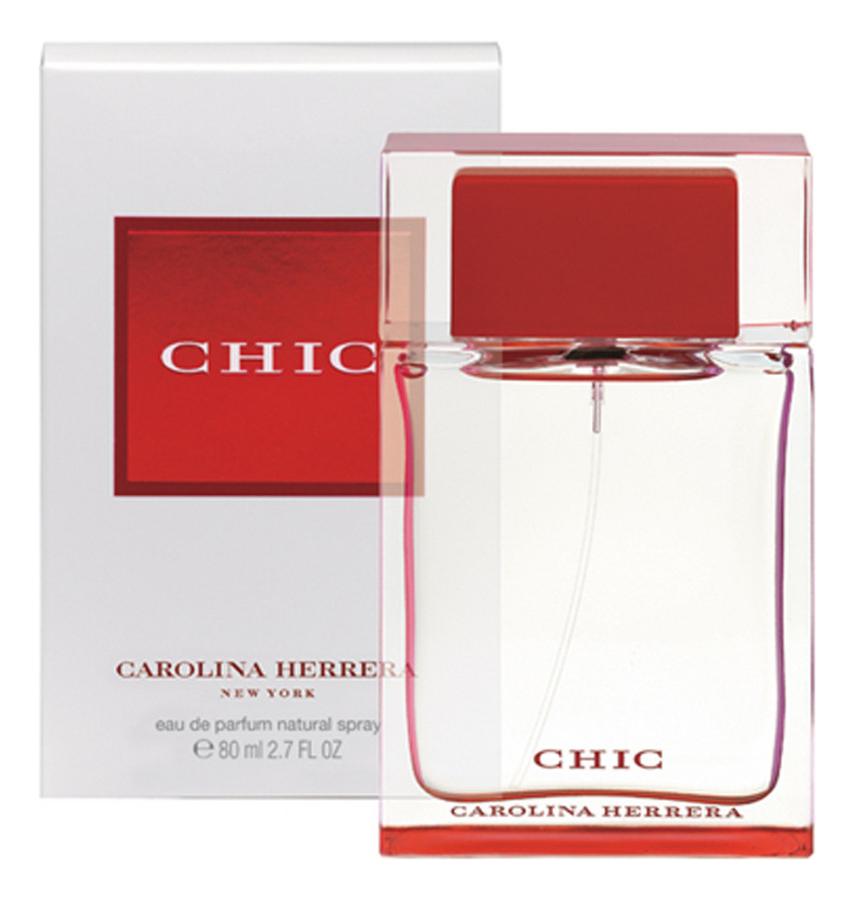 CHIC: парфюмерная вода 80мл carolina herrera good girl парфюмерная вода 80мл тестер