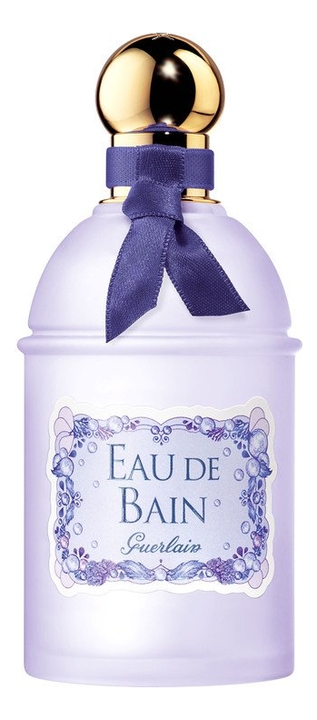 Guerlain Eau De Bain: туалетная вода 125мл bedding set double euro altinbasak navi sky blue