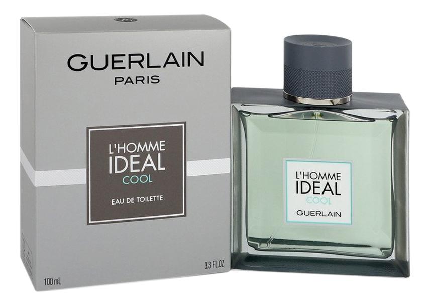 Guerlain L'Homme Ideal Cool: туалетная вода 100мл