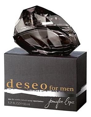 Купить Deseo for men: туалетная вода 50мл, Jennifer Lopez