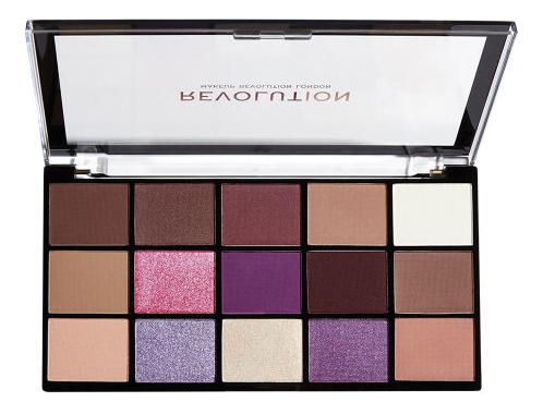 Купить Палетка теней для век Reloaded Palette: Visionary, Makeup Revolution