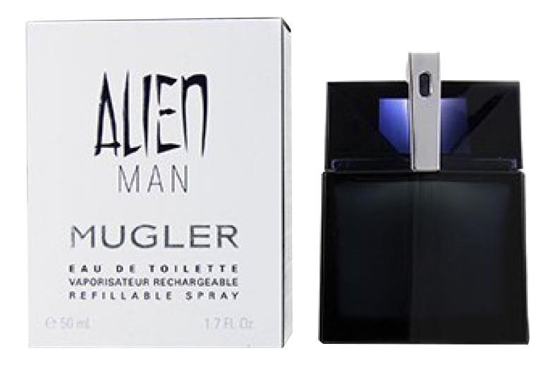 Купить Alien Men: туалетная вода 50мл, Mugler