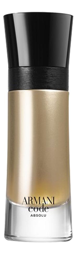 Code Absolu: парфюмерная вода 60мл тестер недорого