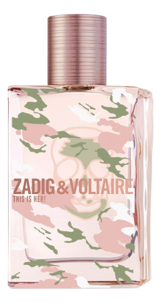 Zadig & Voltaire This Is Her! No Rules: парфюмерная вода 100мл тестер