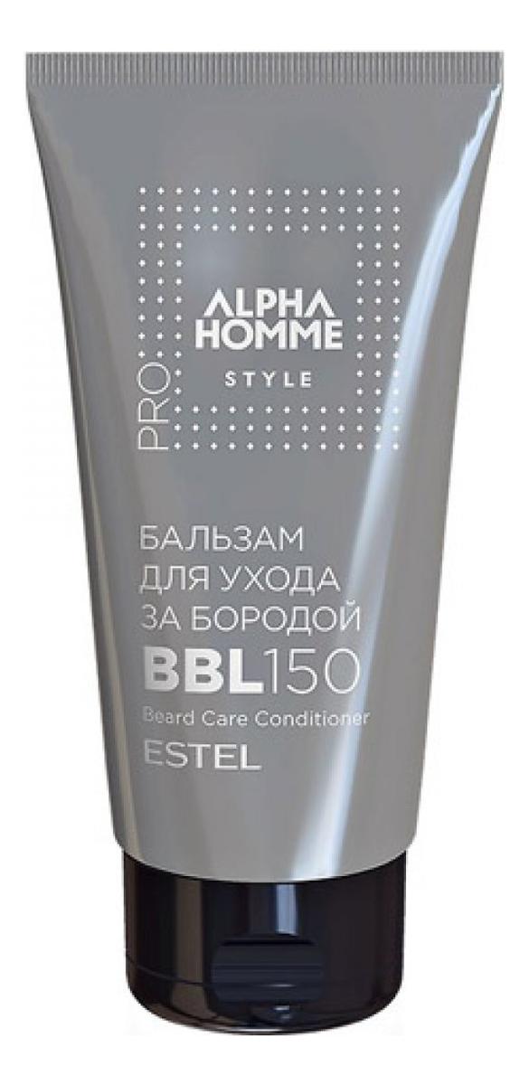 Бальзам для ухода за бородой Alpha Homme Style: Бальзам 150мл alpha homme бальзам для ухода за бородой style 30 мл