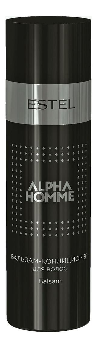 Купить Бальзам-кондиционер для волос Alpha Homme: Бальзам 200мл, ESTEL