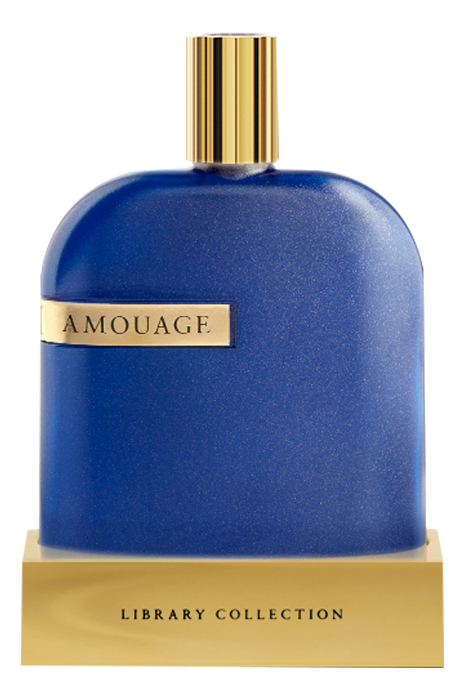 Amouage Library Collection Opus XI: парфюмерная вода 100мл тестер