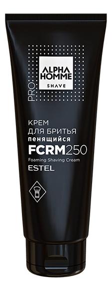 Купить Крем для бритья пенящийся Alpha Homme Shave: Крем 250мл, ESTEL