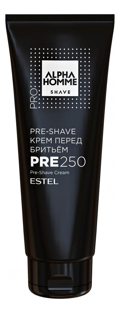 Крем перед бритьем Alpha Homme Shave Pre-Shave Cream: 250мл