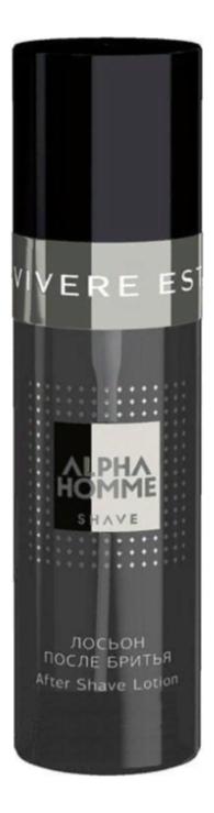 Лосьон после бритья Alpha Homme Shave 100мл