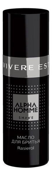 Купить Масло для бритья Alpha Homme: Масло 50мл, ESTEL