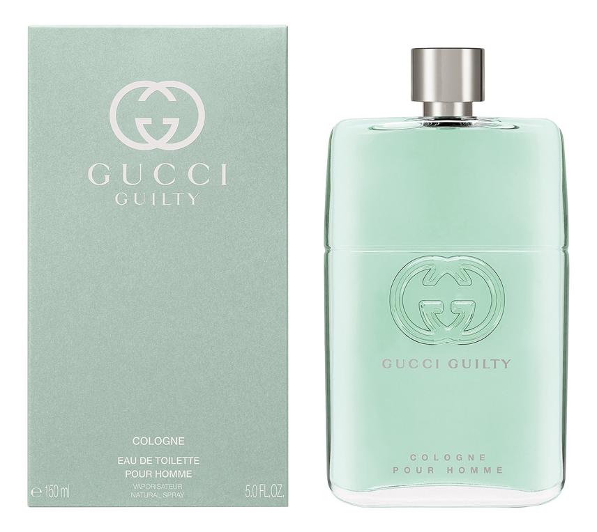 Gucci Guilty Cologne Pour Homme: туалетная вода 150мл туалетная вода gucci guilty pour homme cologne 100 мл