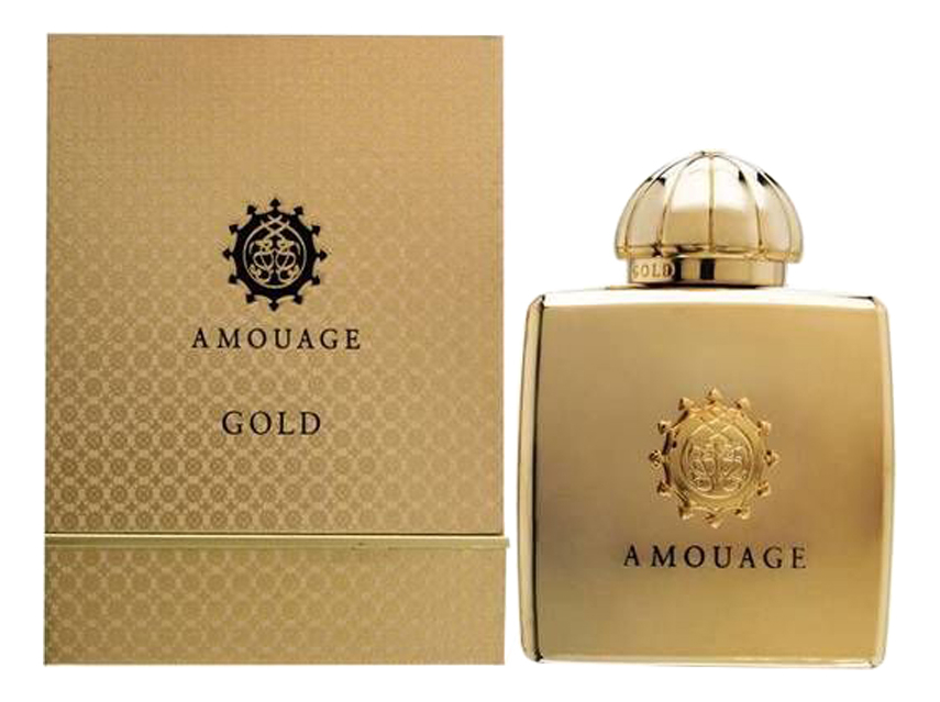 Amouage Gold for woman: парфюмерная вода 100мл