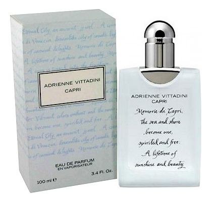 Купить Capri: парфюмерная вода 100мл, Adrienne Vittadini