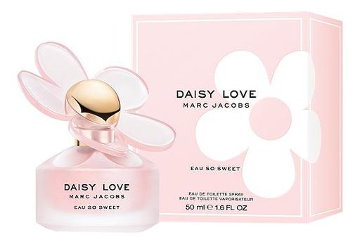 Marc Jacobs Daisy Love Eau So Sweet: туалетная вода 50мл