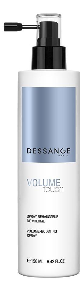 Спрей для увеличения объема волос Volume Touch Spray Rehausseur De Volume 190мл спрей для экстра объема волос volume xxl