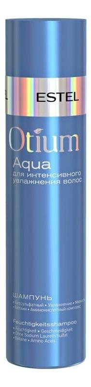 Купить Шампунь для интенсивного увлажнения волос Otium Aqua: Шампунь 250мл, ESTEL