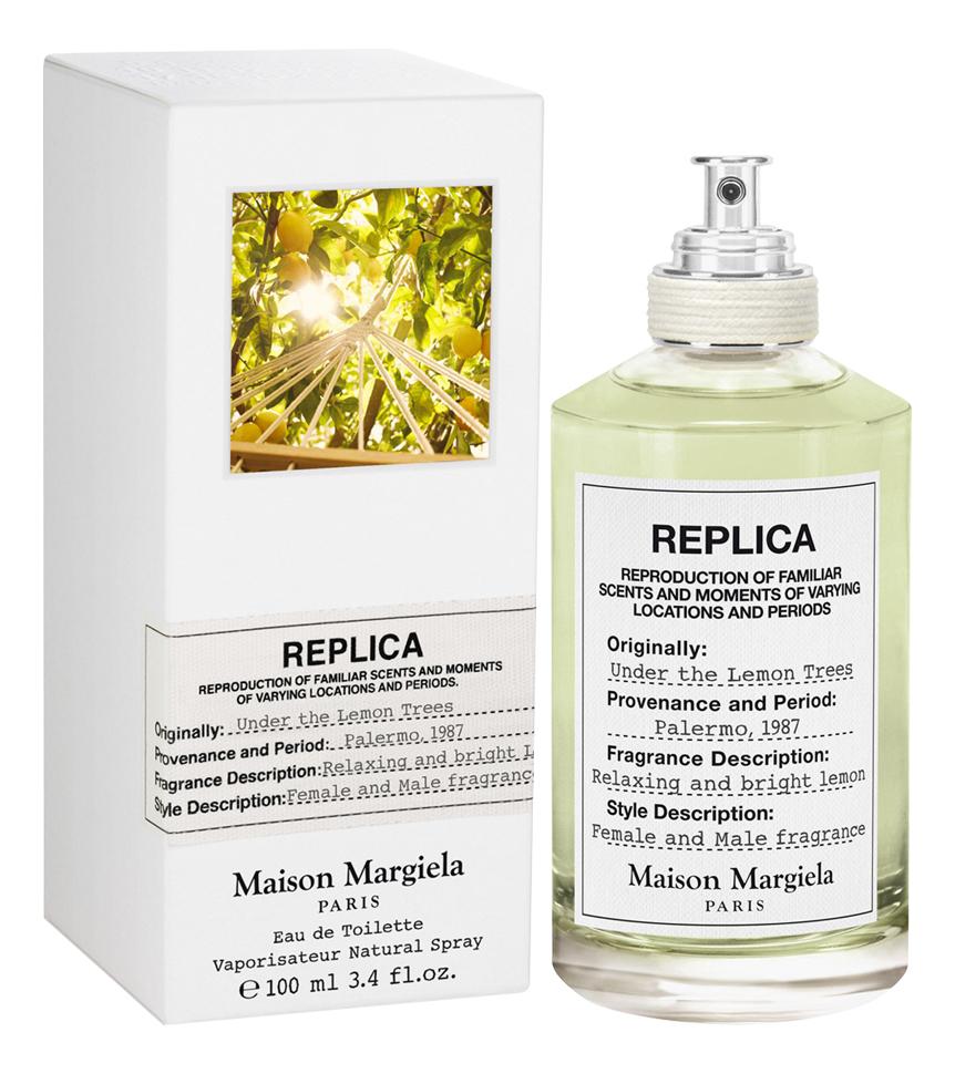 Maison Martin Margiela Replica Under The Lemon Trees: туалетная вода 100мл 2016 maison martin margiela leather red black low help shoes 38 45 page 2