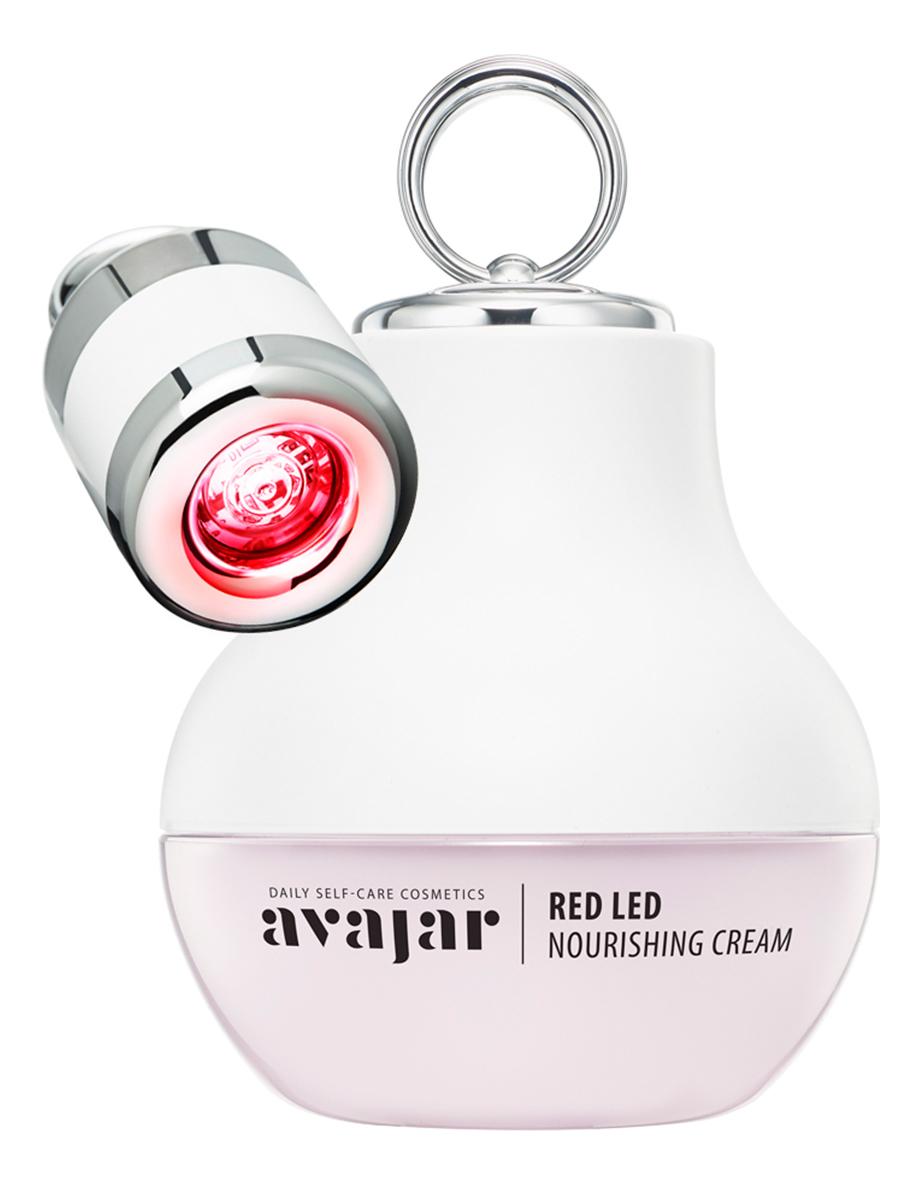 Питательный крем для лица Red Led Nourishing Cream 50мл: Special PKG