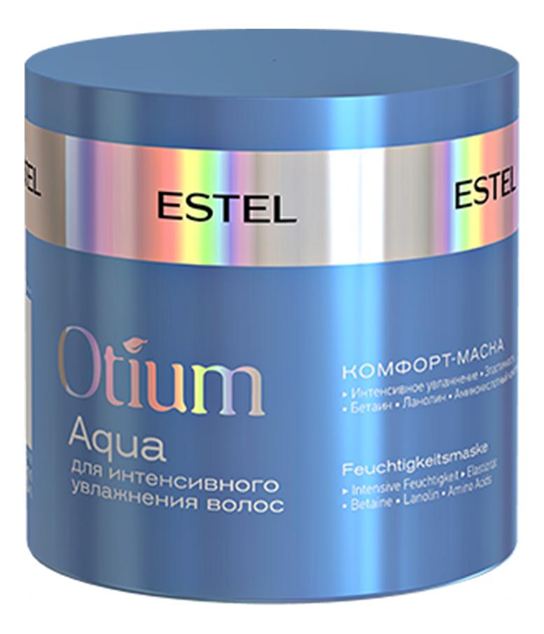 Купить Комфорт-маска для интенсивного увлажнения волос Otium Aqua 300мл, ESTEL