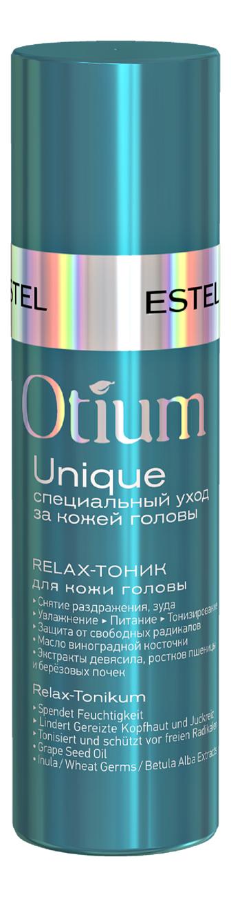 Купить Relax-тоник для кожи головы Otium Unique 100мл, ESTEL