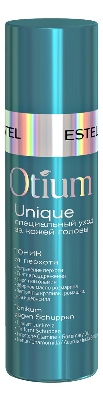 Тоник от перхоти Otium Unique 100мл недорого