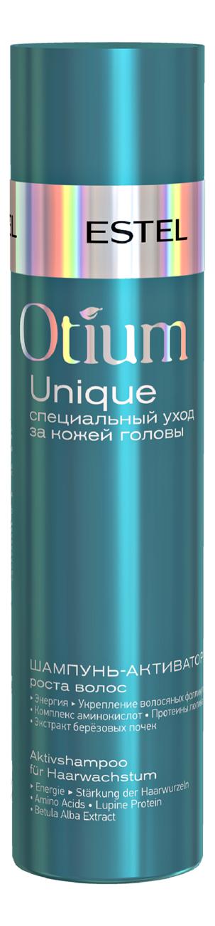 Тоник-активатор роста волос Otium Unique 100мл эксидерм активатор роста волос купить