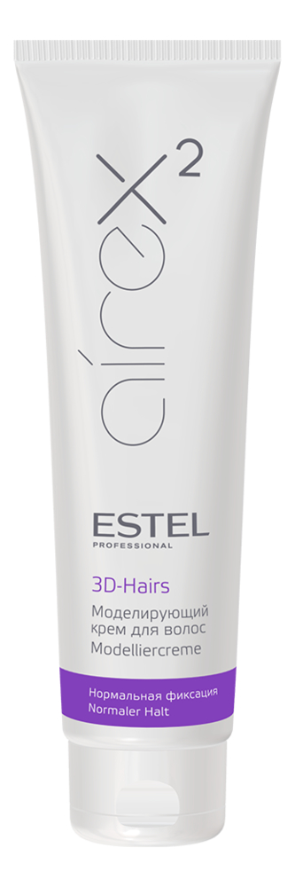Моделирующий крем для волос 3D-Hairs Airex 150мл