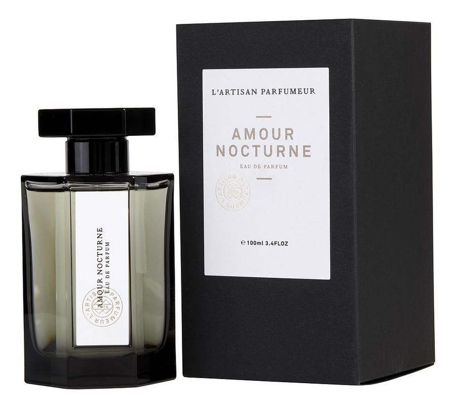 Amour Nocturne: парфюмерная вода 100мл maitre d amour духи 100мл тестер