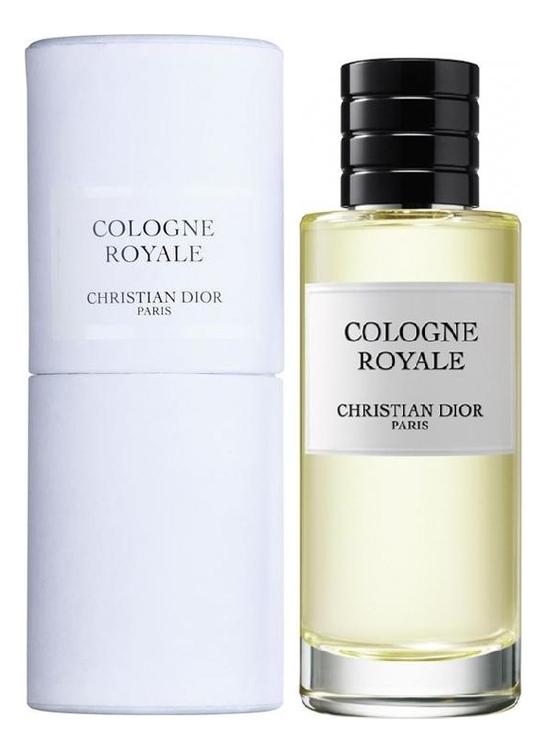 Cologne Royale: парфюмерная вода 125мл christian dior fahrenheit cologne одеколон 125мл