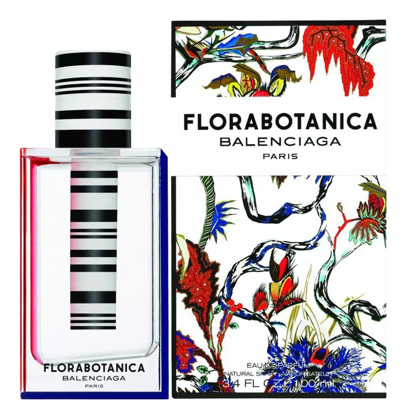 Florabotanica: парфюмерная вода 100мл недорого
