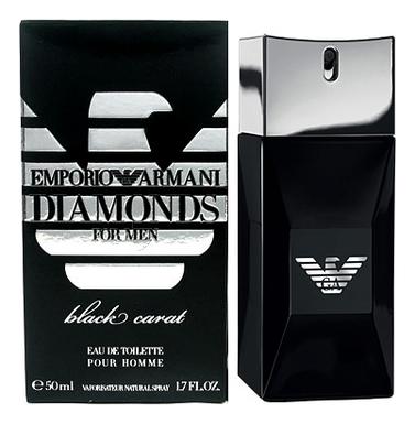 Фото - Emporio Diamonds Black Carat Pour Homme: туалетная вода 50мл emporio diamonds rose туалетная вода 50мл тестер