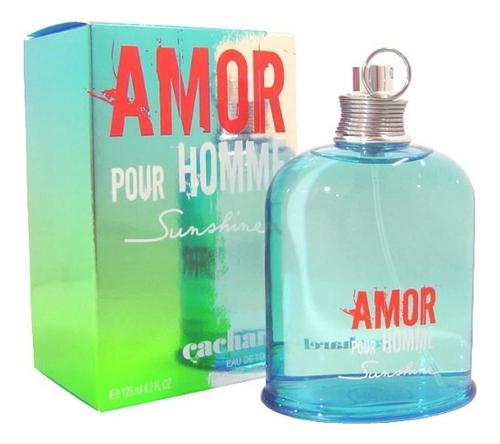 Купить Amor Sunshine pour Homme: туалетная вода 125мл, Cacharel