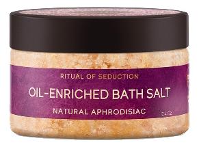 Ароматическая соль для ванн Ритуал соблазна Oil-Enriched Bath Salt 250мл (жасмин, масло макадамии) ароматическая соль для ванн canaan ароматическая соль для ванн