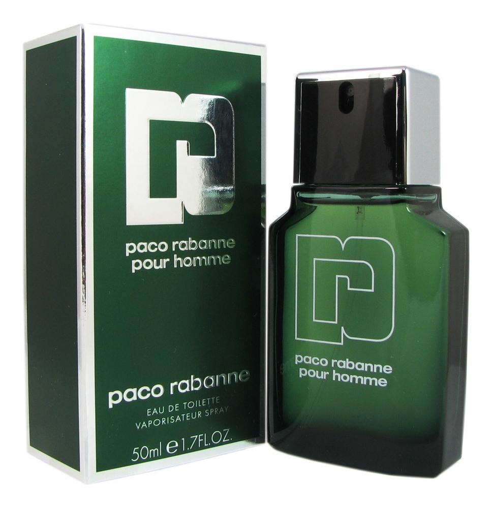Купить Pour Homme: туалетная вода 50мл, Paco Rabanne