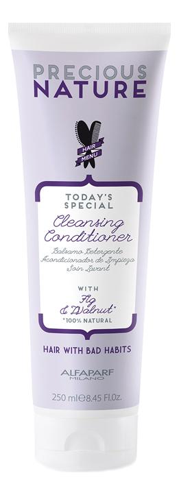 цена на Очищающий кондиционер для волос с вредными привычками Bad Hair Habits Cleansing Conditioner 250мл